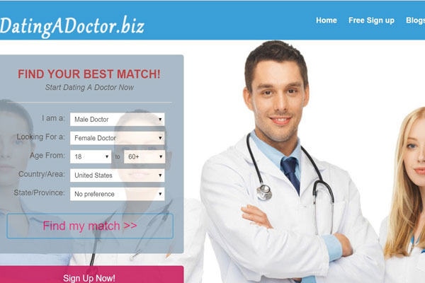 TOP 10 DOCTOR DATING WEBSITES IN 2019